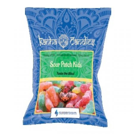 Kanha Candies - 150mg Sour Patch Kids
